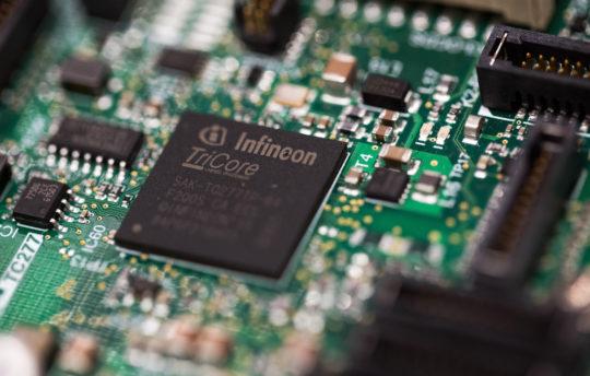 Infineon division HiRel