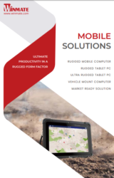 Catalogue Solutions mobiles Winmate