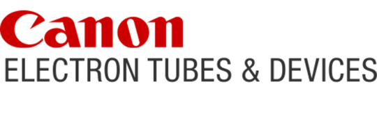 Logo Canon electron tubes & devices
