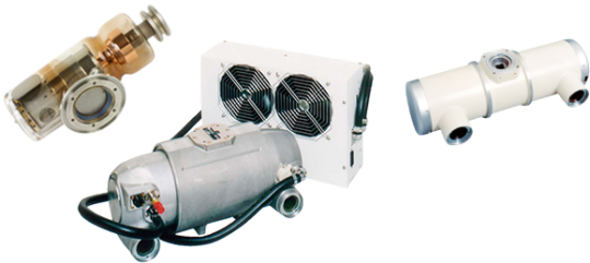Produits Canon electron tubes & devices