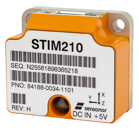 Produit STIM210 Sensonor
