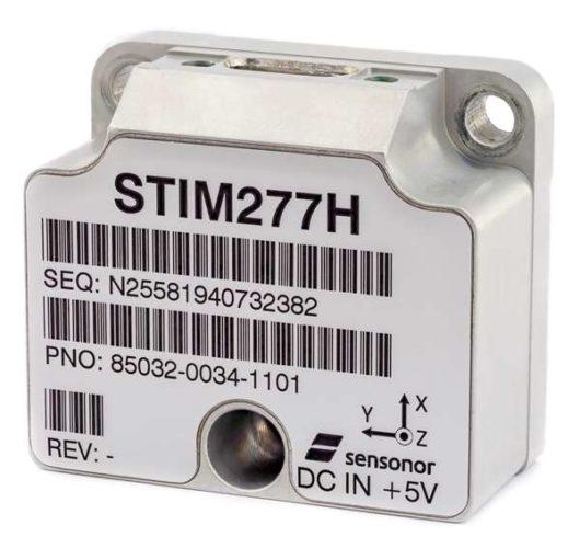 Produit STIM277H Sensonor
