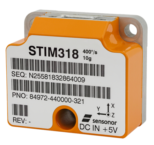 Produit STIM818 Sensonor