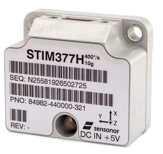 Produit STIM377H Sensonor