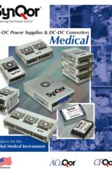 Brochure médicale SynQor