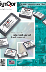 Brochure industrielle SynQor