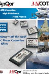Brochure DC/DC militaire